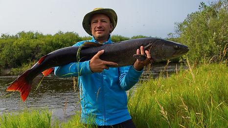 рыболовный тур