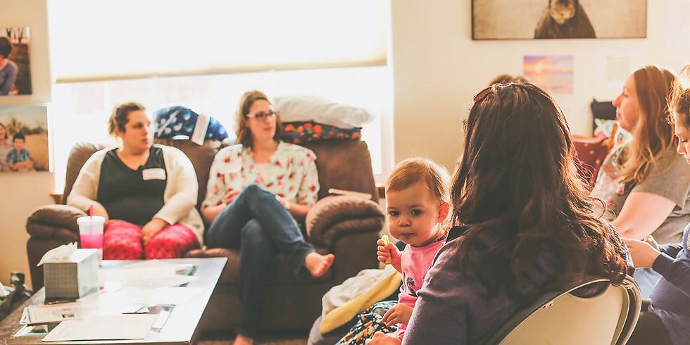 2nd Cup of Coffee: A Virtual Motherhood Circle Group -9 week series-