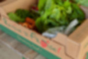 Le panier de légumes