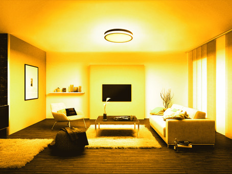 Selecting a led ceiling lamp