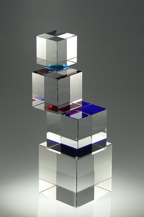 The Fourth Dimension Blue