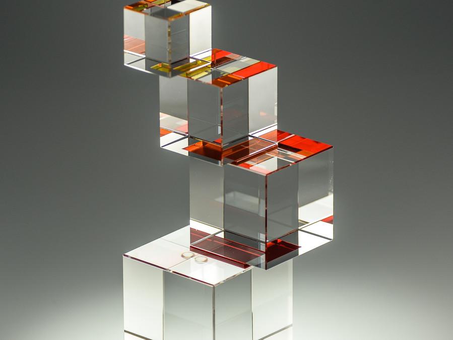 The Fourth Dimension Sculpture