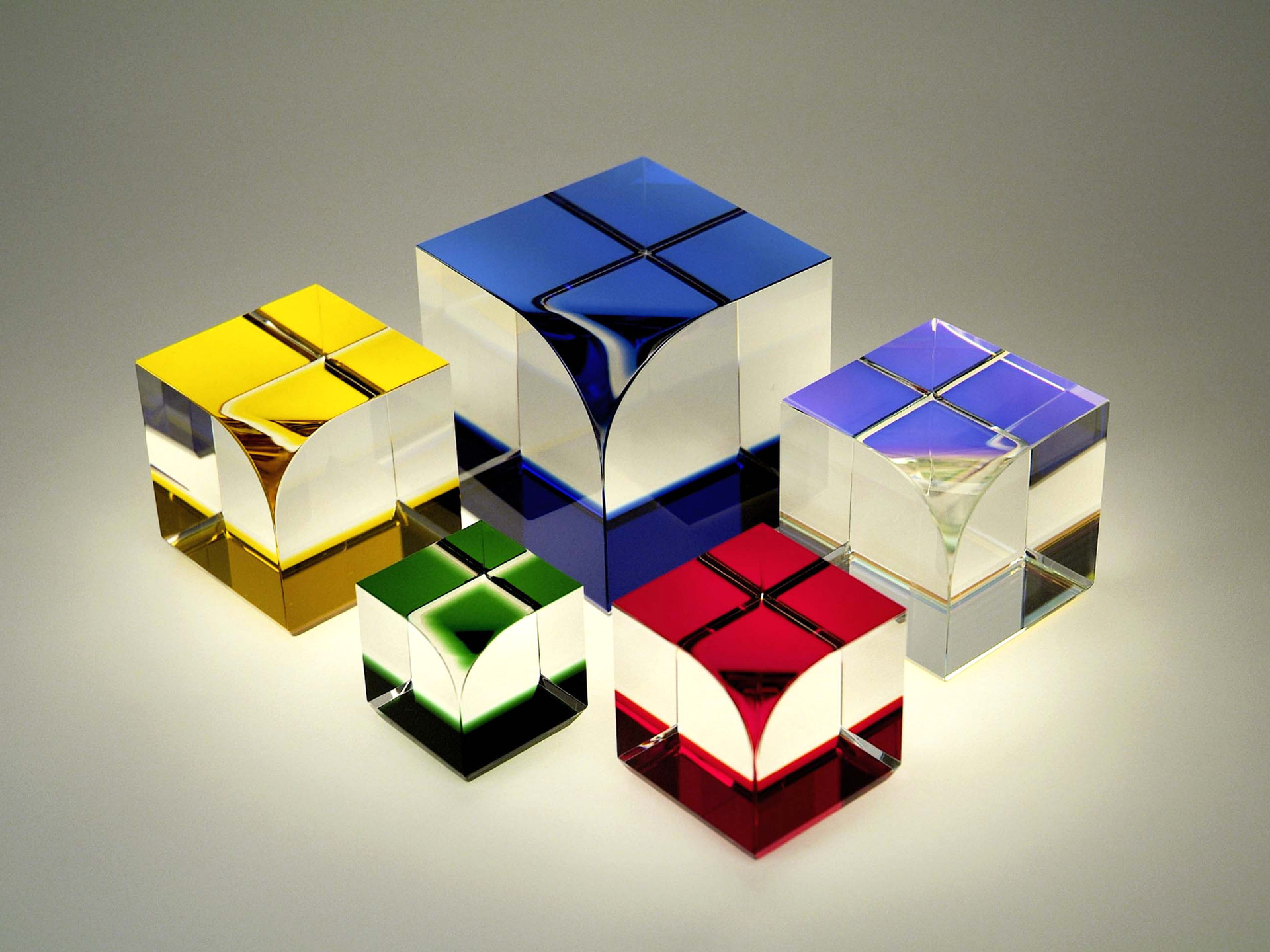 Individual cubes
