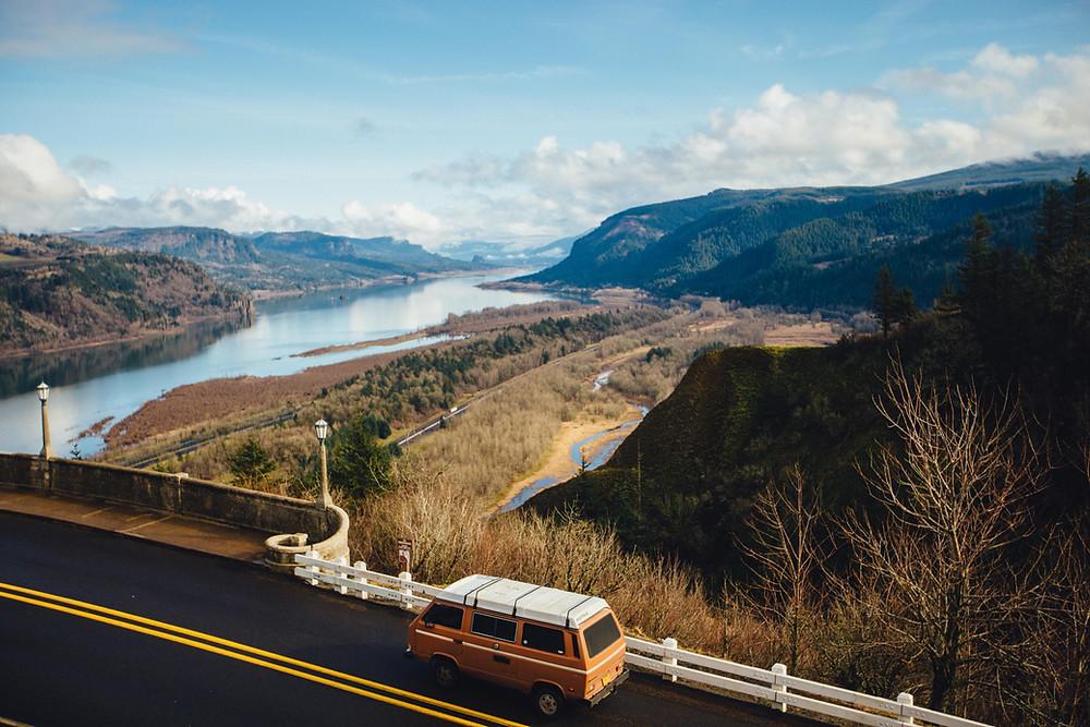 Road Trip Van Adventure