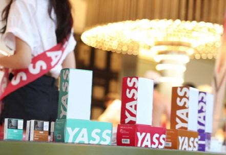 야쓰코리아, 부산 파라다이스 호텔 런칭쇼에서 액상 전자담배 '야쓰(YASS)' 공개