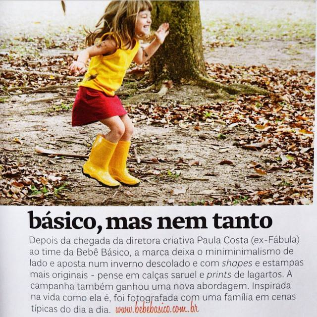 Revista Vogue Kids _ 01.04.2015