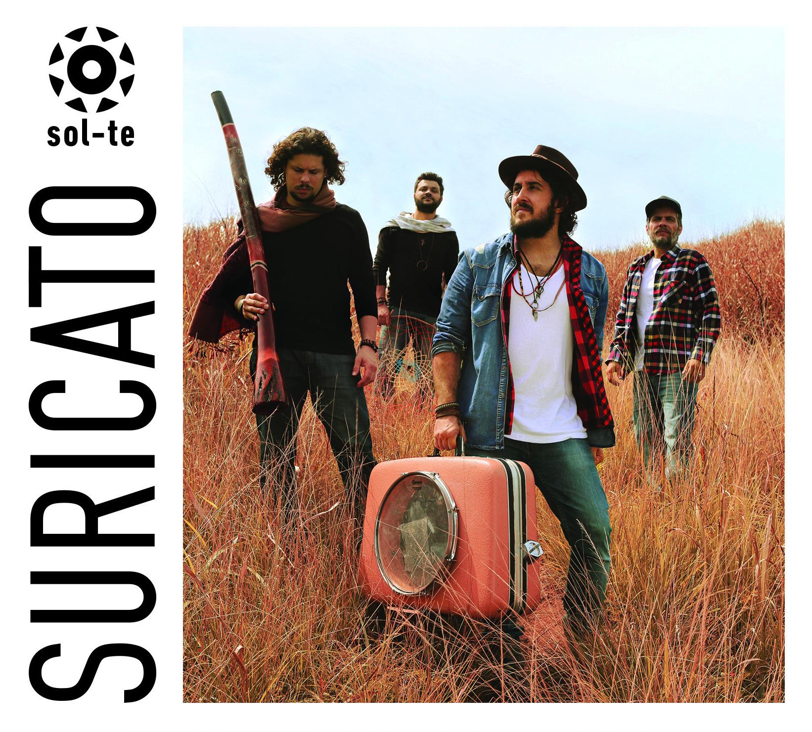 Suricato I Álbum Sol-te