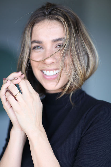 Paula Costa, artista plástica.