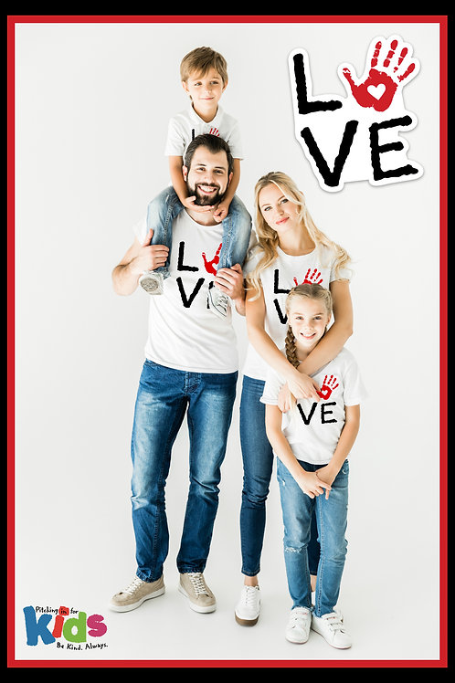 """Spread the LOVE"" T-Shirt (Unisex)"