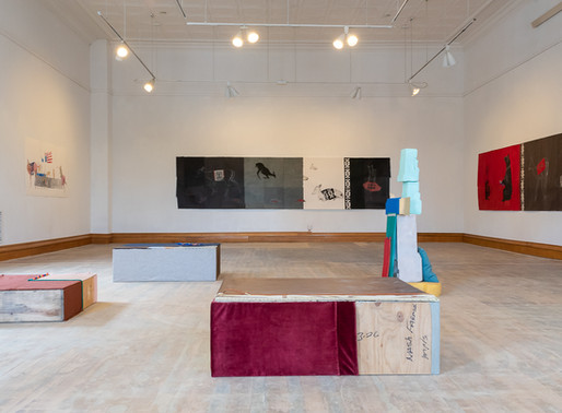 Julia Buffalohead & Nathanael Flink, Nemeth Art Center,  May 3 - July 14
