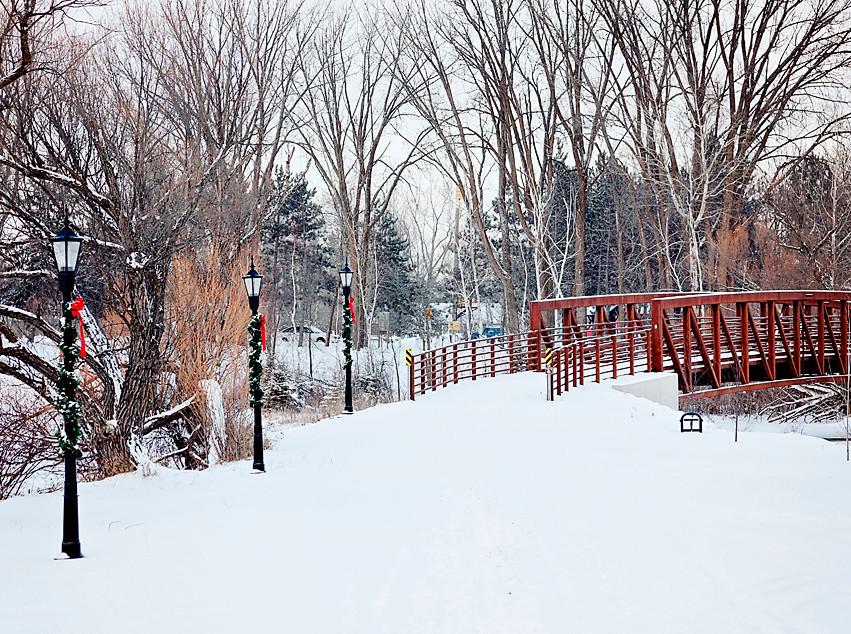 Heartland Park - Red Bridge