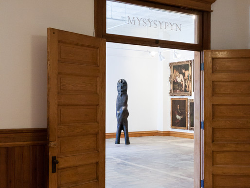 European, modern art in the heart of Lakes Country