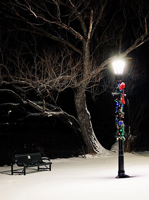 Heartland Park - Night