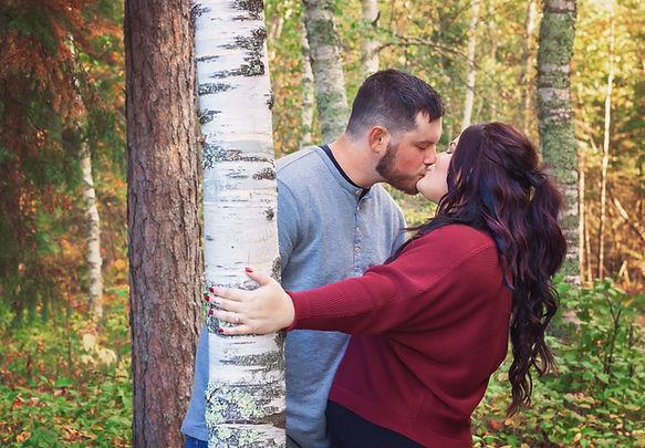 Engagement Photography, Park Rapids, Minnesota,