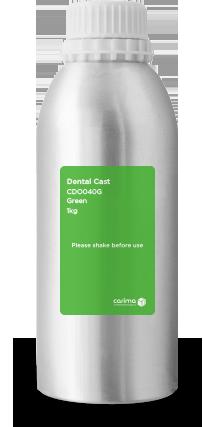 Dental Cast - Green