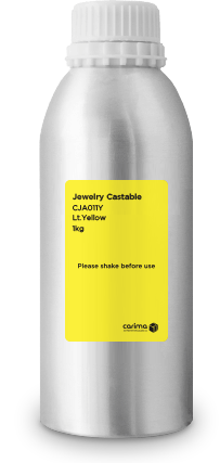 Jewelry Castable - Lt. Yellow