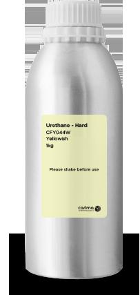 Urethane hard - Yellowish