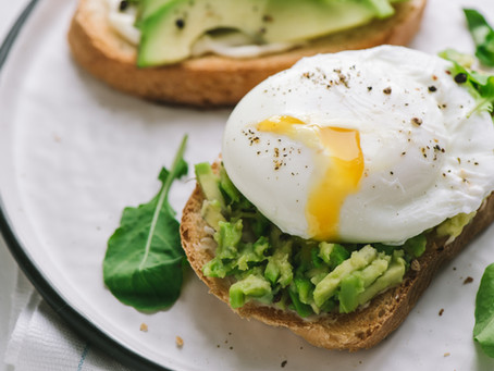 3 Types of Healthy Breakfasts that will Keep You Satisfied til Lunch