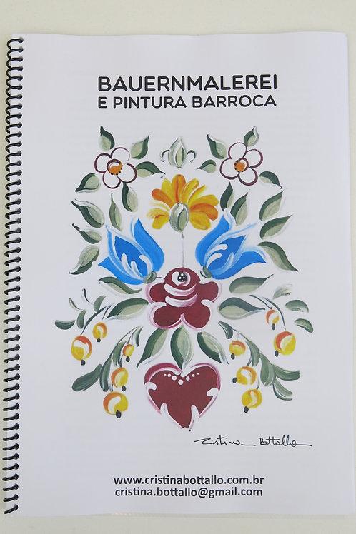 Apostila Geral das Técnicas Bauernmalerei e Pintura Barroca