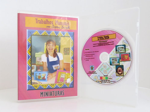 DVD Miniaturas