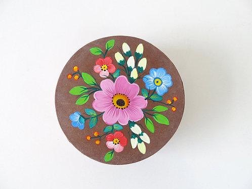 Caixa Redonda -Flores da Mantiqueira