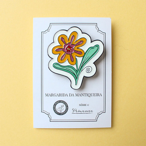 Pin Margarida