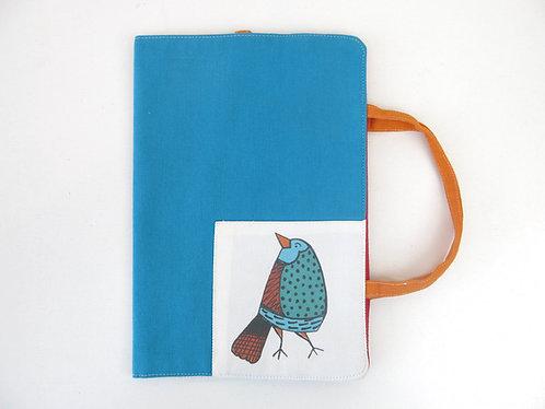 Porta-livros - Pássaros da Mantiqueira