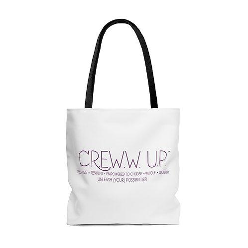 C.R.E.W.W. U.P.™ Tote Bag