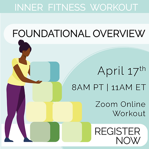 IFW: Foundational Overview - April 17th