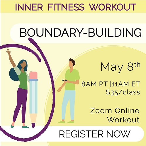 IFW: Boundary-Building - May 8th