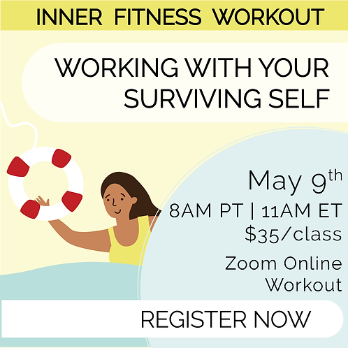 IFW: Working with Your Surviving Self - May 9th