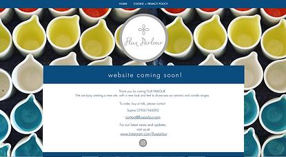 Webworks Studio Portfolio Homepage Image for FLUXPARLOUR.png