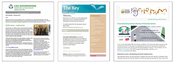 CAG Newsletter The Key.png