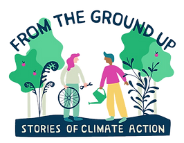 From the Ground Up Logo Background remov