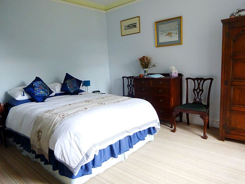 The West Wing Suite at Hornton Grounds bed and breakfast Oxfordshire