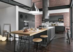 Cucina Industrial Prato