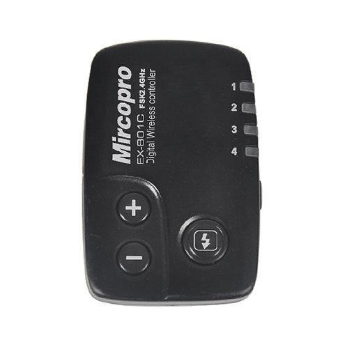 Control remoto para flashes