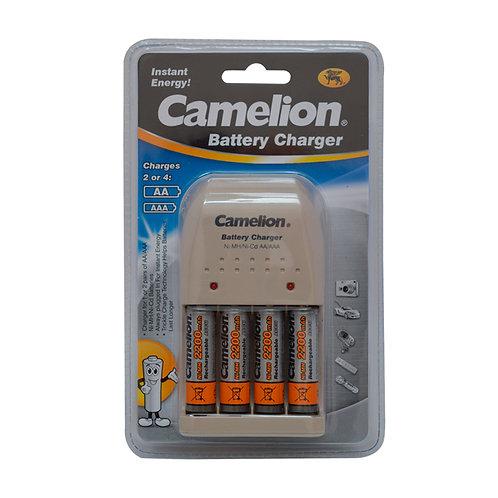 Pilas Camelion AA x4 + cargador