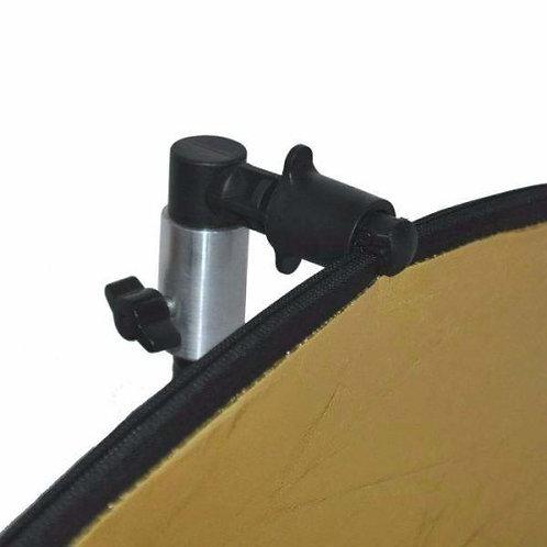 Sujetador de rebotador tipo clamp