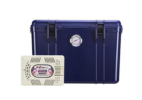 Caja deshumedecedora Eirmai Azul