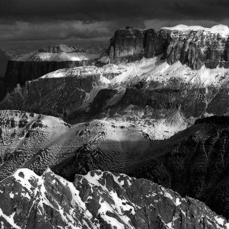 Las cautivadoras fotografías en blanco y negro de Przemyslaw Kruk