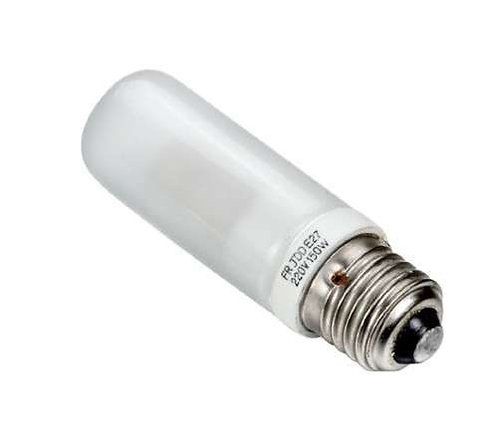 Luz de modelaje 150 watts