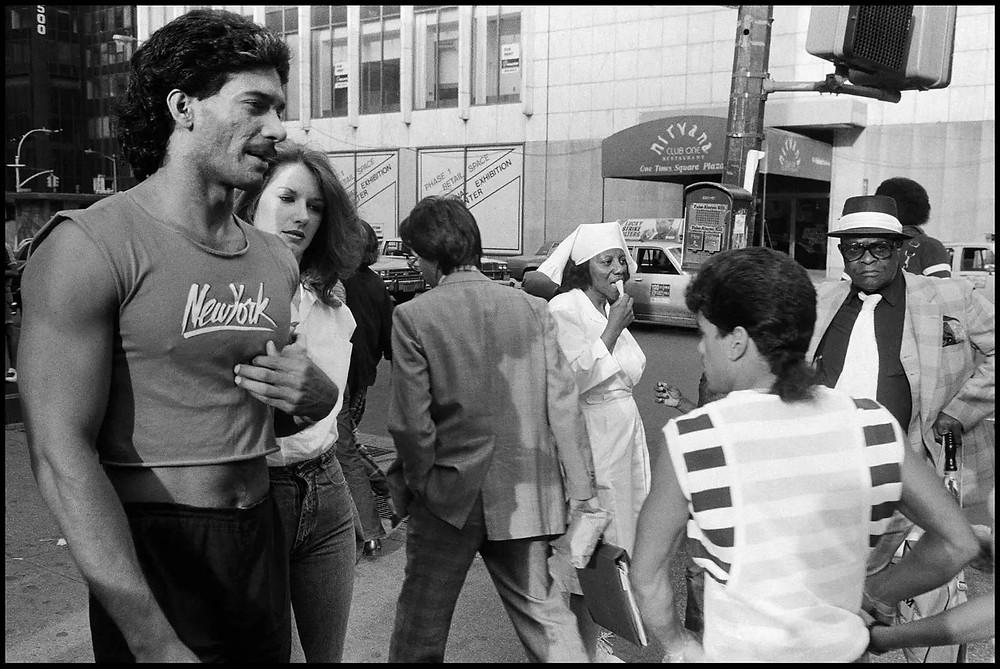Bruce Gilden / © Bruce Gilden / Magnum Photos