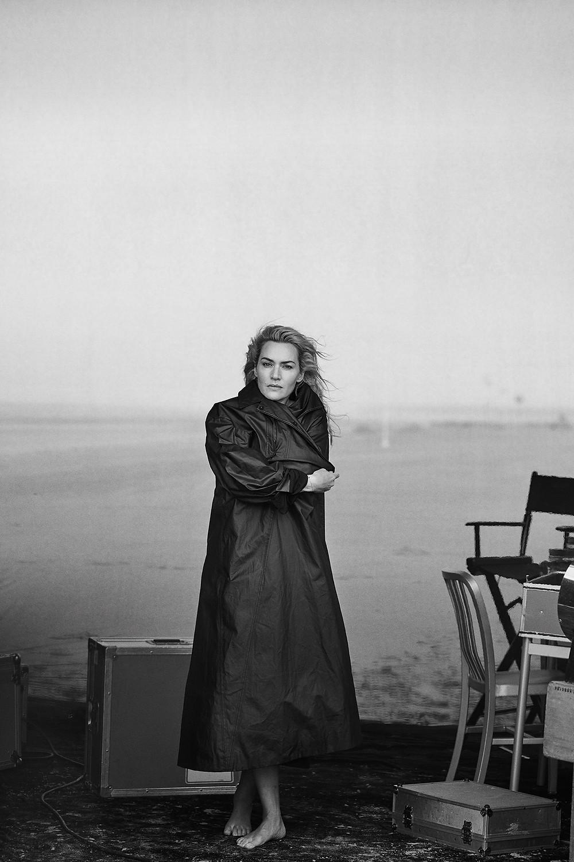 Kate Winslet, Le Touquet, 2015.