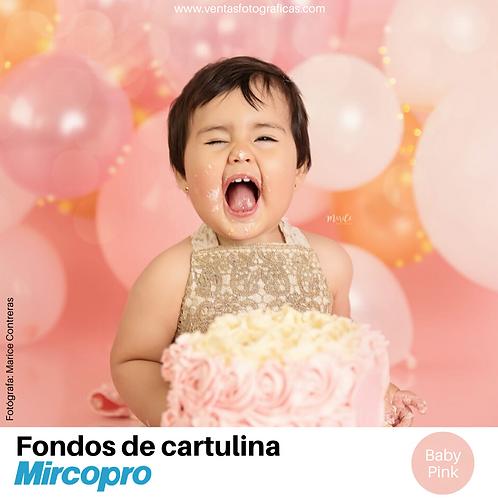 Fondo de Cartulina BABY PINK