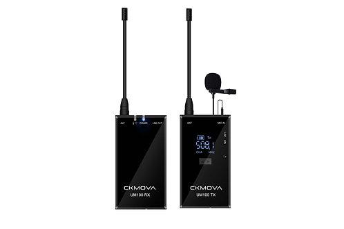 Micrófono inalámbrico UHF Kit Ckmova