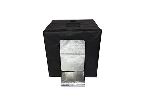 Cubo Caja de luz con Led 40cm x 40cm