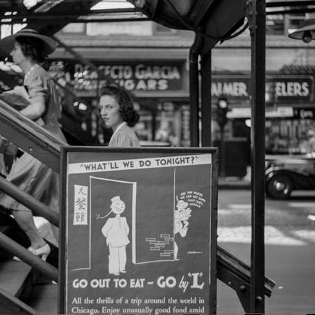 John Vachon retratando el Chicago de 1941