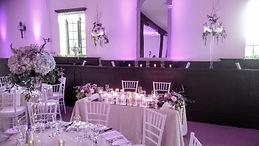 mariage sur mesure, location et montage de décor, soirée thématique