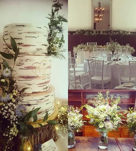 Woodland wedding for Melyssa and Stephen